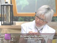 Os benefícios do óleo de coco extravirgem - 26/03/2012