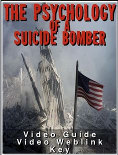 Psychology of Suicide Bombers video guide plus video web link discusses the… Psychology Notes, Forensic Psychology, School Psychology, Psychology Facts, Teaching Government, History Class, Teaching History, Criminology, Teaching Social Studies