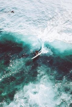 Let the Sea Free You - souhailbog: Surfing Windansea Beach By Kyle...