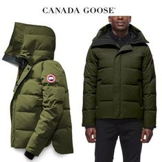 canada goose summit jacket red