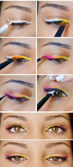 Υπάρχουν κι άλλοι τρόποι να φορέσεις eyeliner, εκτός από το cat-eye