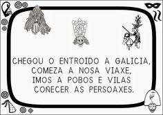 AUDICIÓN E LINGUAXE: O Entroido galego