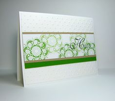 Lacy & Lovely Card