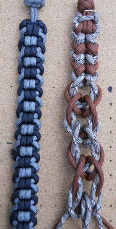 I wish there was a pattern for this Fusion Knots Forum • View topic - New Endless Falls variations