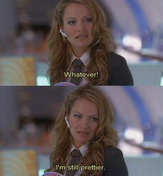 Amanda from Ugly Betty. Haha.