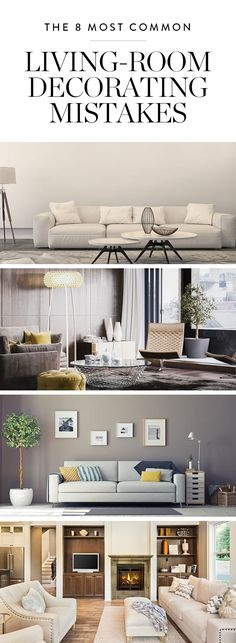 1000 images about the living room on pinterest celebrities homes be inspired and danish - Common home design mistakes stress later ...