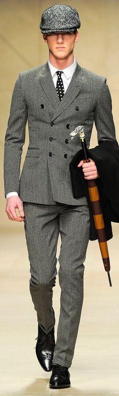 Burberry Prorsum  Menswear  Fall-Winter