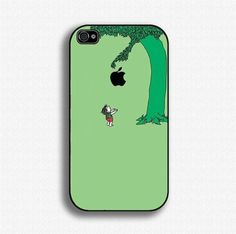 """Giving Tree"" iPhone cover. I don't even..."