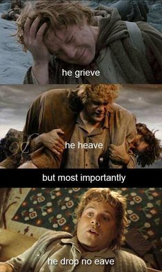 Lord of the memes Earth Memes, J. R. R. Tolkien, Tolkien Books, Concerning Hobbits, Funny Memes, Hilarious, Nerd Funny, Funny Quotes, Into The West