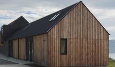 Scotlarch® board-on-board cladding - Cove Park Arts Centre | Cameron Webster…