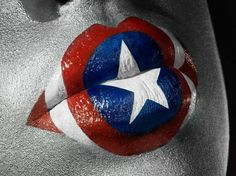 Superhero Lips...