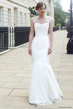 Stephanie Allin wedding dresses 2014