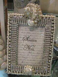 Jeweled Frames On Pinterest Vintage Jewelry Vintage