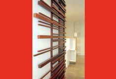 three dimensional timber screen - Google Search