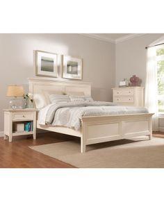 Sanibel Bedroom Furniture Collection - furniture - Macy's