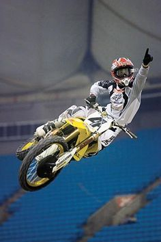 Meet Ricky Carmichael #4 G.O.A.T-- Completed :)