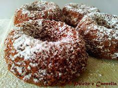 Ciambelline Soffici al Cacao e Nocciole