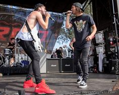 All Time Low - Alex Gaskarth with Vic Fuentes (Pierce the Veil)