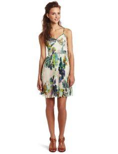 Jack Women's Monique Pleated Dress