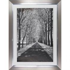 Follow Me Wooden Framed Print W88 x H120 cm