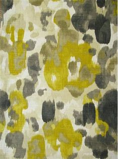 via BKLYN contessa :: dwell studio :: linen rayon blend :: landsmeer citrine :: $20 per yard