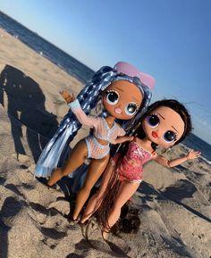 Little Girl Toys, Cool Toys For Girls, Lol Dolls, Barbie Dolls, Lol Doll Cake, 7th Birthday Party Ideas, Custom Barbie, Ribbon Embroidery Tutorial, Glam Doll