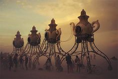 memories of burning man. photo by Victor Habchy