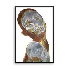 Exclusive print from original dry pastel illustration Classy framed print for any room. Printed on high quality paper, with a partly glossy, partly matte finish. Artist Art, Venus, Framed Prints, Paper, Illustration, Painting, Image, Black, Black People