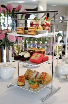 Indigo Afternoon Tea - One Aldwych Hotel London Brunch, Vegan Teas, Tea Places, Afternoon Tea Parties, Afternoon Tea Stand, Christmas Afternoon Tea, Tea Sandwiches, Tea Recipes, High Tea