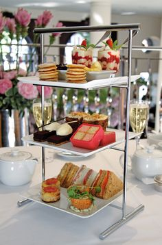 Afternoon Tea at One Aldwych Hotel in London is a real treat <3