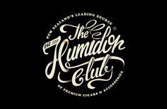 The Humidor Club, New Zealand on Behance