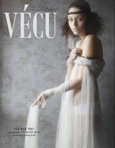 Vécu magazine feb-mar/2012 #fashion #art #design #travel #decor #free