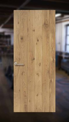 solid oak interior doors – Loft doors custom made Oak Interior Doors, Door Design Interior, Oak Doors, Window Design, Wooden Front Doors, Rustic Doors, Indoor Doors, Wooden Door Design, Wooden Pallet Furniture