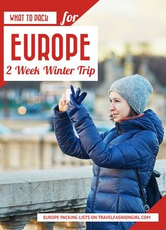 One of our readers traveled carry-on only for 2 weeks to Europe in winter including Bratislava, Vienna, Salzburg, and Munich. Find out how she did it!
