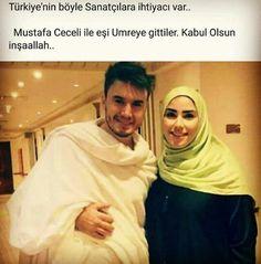 Mustafa ceceli ve eşi