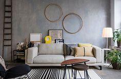 Nockeby lichtgrijze bank inspiratie voor je woonkamer