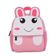 SellerFun® Kid Child Girl Princess Style Waterproof School Bag Backpack(B)