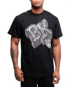 Brooklyn Nets Initials Tee