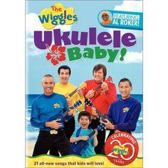The Wiggles: Ukulele Baby! (Widescreen)