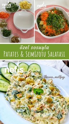 Salads, Tacos, Soup, Mexican, Pasta, Ethnic Recipes, Yummy Yummy, Blog, Kitchens