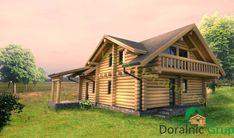 Proiect Doralnic 11 Case din busteni - Cabane din lemn Home Fashion, Case, House Styles, Home Decor, Decoration Home, Room Decor, Home Interior Design, Home Decoration, Interior Design