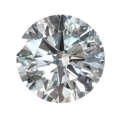Round Brilliant Diamond G Color SI2 Natural Amazing Stone With GIA 0.50 Carat