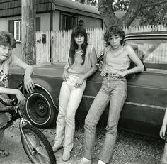 depuis 1970, l'adolescence hante les plus grands photographes | read | i-D