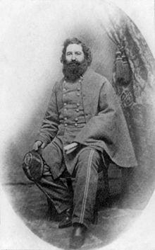 Maj. Gen, Lafayette McLaws