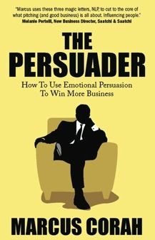 Excellent book for winning that sales pitch.
