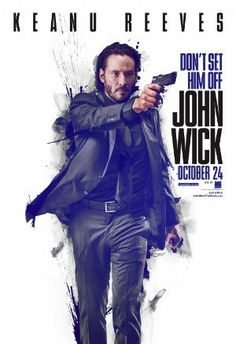 JOHN WICK is a ludicrous, silly, and most of all, wildly entertaining action movie.