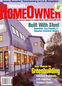 Kodiak Steel Homes in Smart Home Owner Magazine.