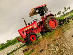 Mahindra Tractor, New Tractor, Tractors, Gears, Engine, Monster Trucks, India, Models, Vehicles