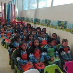 Hoy nos visitan los niños del Colegio Celco de #Sogamoso en #CanastaCentro  Nosotros estamos muy contentos de tenerlos aquí! :) #CanastaKids #Canasta40años #Supermercadoslacanasta #Duitama #clientefelizsupermercadoslacanasta