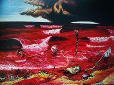 Bronisław Wojciech Linke - A Sea of Blood